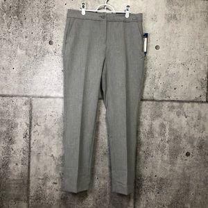 🆕 Badgley Mischka Light Gray Ankle Pants